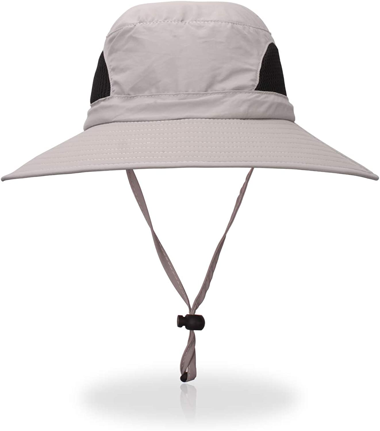 Belababy Outdoor Sun Hat QuickDry Breathable Mesh Hat Camping Cap