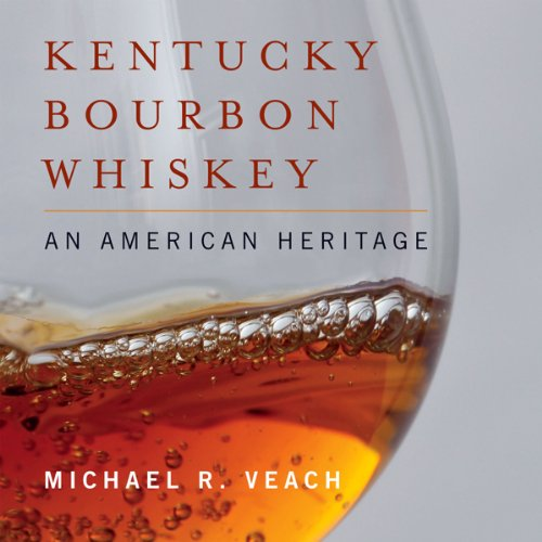 Kentucky Bourbon Whiskey audiobook cover art