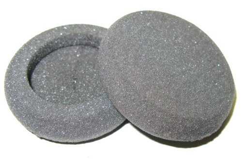Pair of Panasonic RR-930 & RR-830 Headset Replacement Ear Cushions