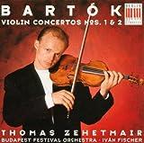 Bartok: Violin Concertos Nos. 1 & 2, Sz. 36,112