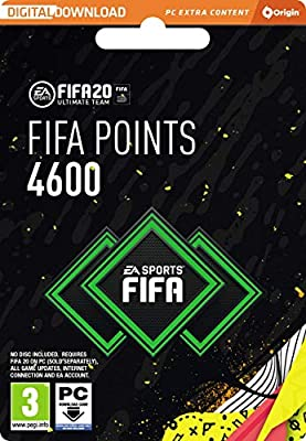 FIFA 20 Ultimate Team - 4600 FIFA Points - PC Code - Origin