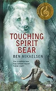 touching spirit bear cover