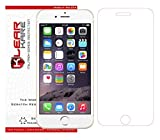 Edge to Edge Protection - KlearKare Invisible Screen Shield Protector for iPhone 6 | Military Grade Scratch Protection