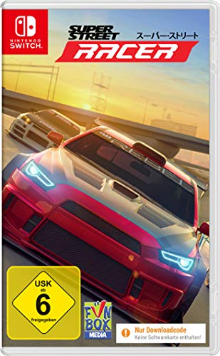 Super Street: Racer (Switch)
