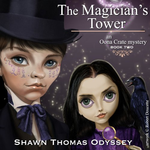 The Magician's Tower audiobook cover art