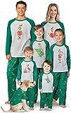PajamaGram Fun Holiday Grinch Pajamas - Family PJs, Gray, Women's, M, 8-10