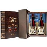 CAMINO DE CABRAS Estuche regalo – Producto Gourmet – Vino tinto – Mencía D.O. Valde...