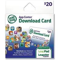 LeapFrog App Center Download Card by LeapFrog