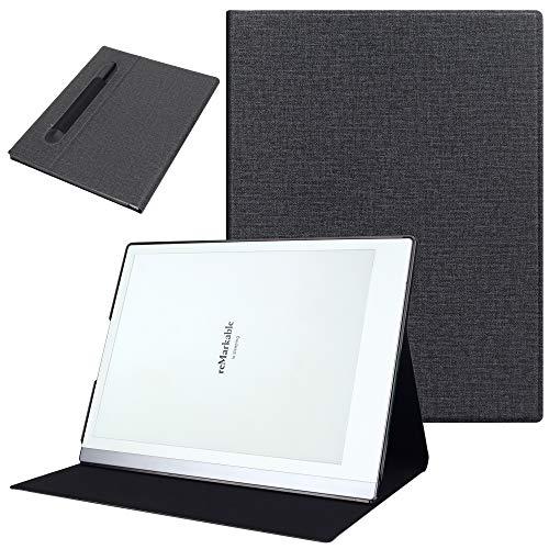 KuRoKo Slim Lightweight Book Folios Case Cover for Remarkable 2 10.3 inch Digital Paper(2020 Released)