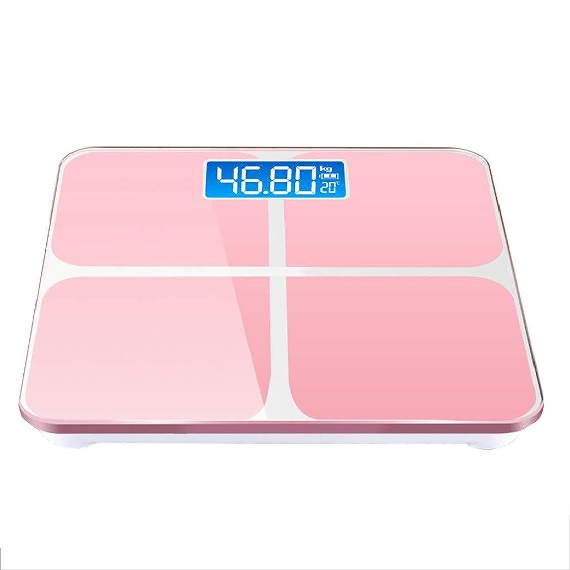 マート不運乏しい体重計 高精度デジタル体重計 体重が減る ミニ家庭用隠しスクリーンディスプレイ 容量180kg