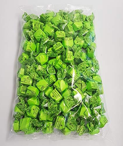 1 kg Tartufino dolce al pistacchio (Pistazie) | 140 Stück je 7 g | Antica Torroneria Piemontese | Trüffel Praline aus Italien | Schokoladen Trüffel | Großpackung | Glutenfrei
