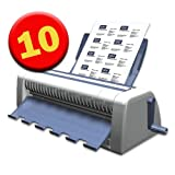 Cardmate 10-Up Business Card Cutter & Slitter for 8 1/2' x 11' Paper from ABC Office