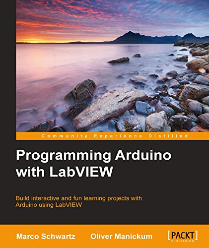 Programming Arduino with LabVIEW (English Edition)