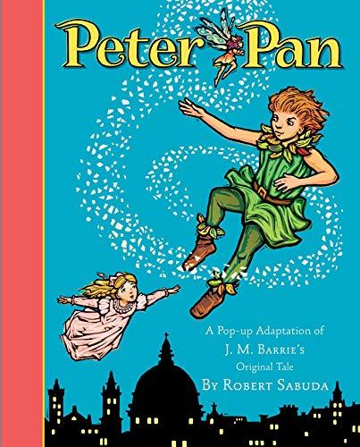 Sabuda, R: Peter Pan