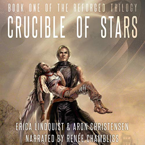 Crucible of Stars  By  cover art