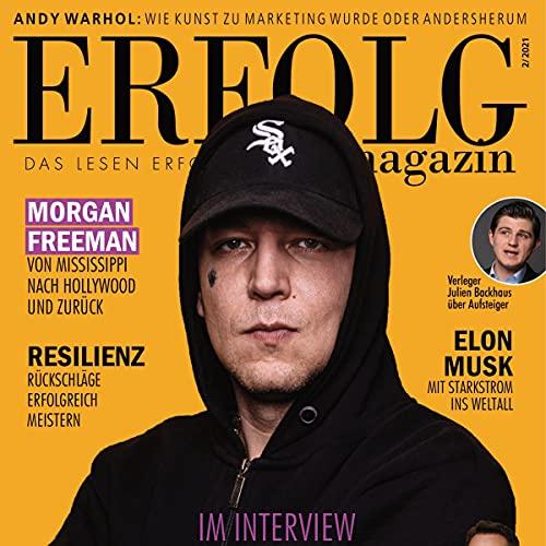 Erfolg Magazin 2/2021 Titelbild