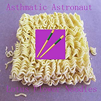 Lotus Flower Noodles