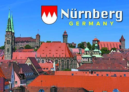 Ciffre Fotomagnet Foto Magnet Kühlschrankmagnet Deko Souvenir Bauer - Nürnberg N12