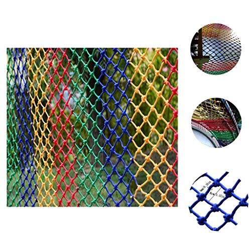 Find Discount Cat Net Stairs Child Safety Colors Kindergarten Decoration Net Protection Net Balcony ...