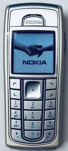 Nokia 6230 Silber Handy ohne Simlock