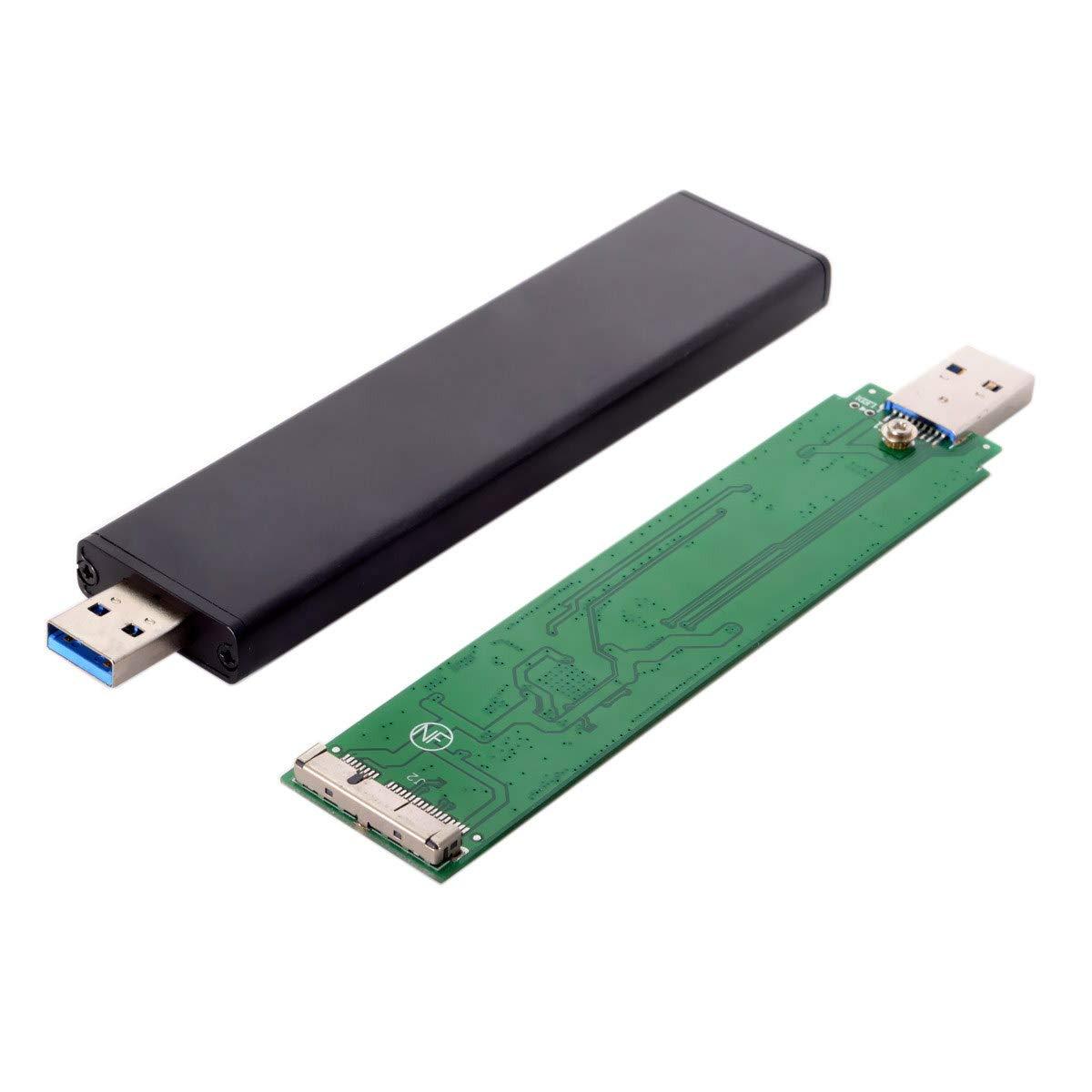 JSER U3-009-015-089-LIST Para SSD de 7 + 17 pines de 2012.: Amazon.es: Electrónica