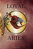 Notebook Aries Zodiac: Gifts Aries Journal Book For Anyone Born Under the Aries Zodiac Sign: Zodiac Gifts for Aries  and Astrology Lovers 6 x 9 in (15.24 x 22.86 cm) 120 Pages