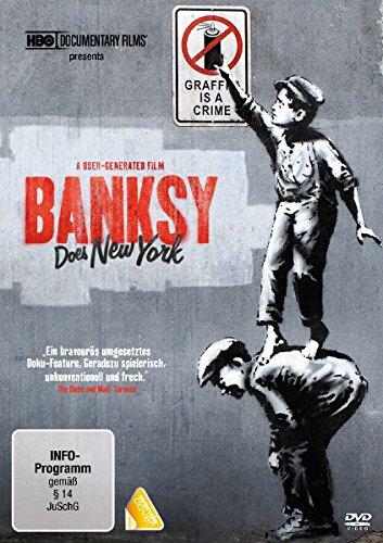 Banksy Does New York (OmU)