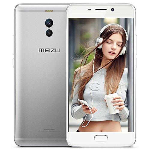 "Meizu M6Note - Smartphone de 5.5"" (Snapdragon Octacore RAM de 3 GB, Memoria Interna de 3 GB, Camara de 12 MP, Android) Color Plata"