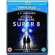 Super 8  (Blu-ray + DVD) [2011] [Region Free]