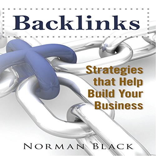Backlinks audiobook cover art