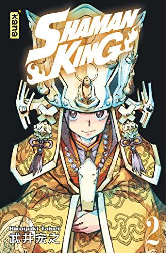 Shaman King Star edition Tome 2