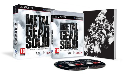 Metal Gear Solid: The Legacy Collection [Importación Inglesa]