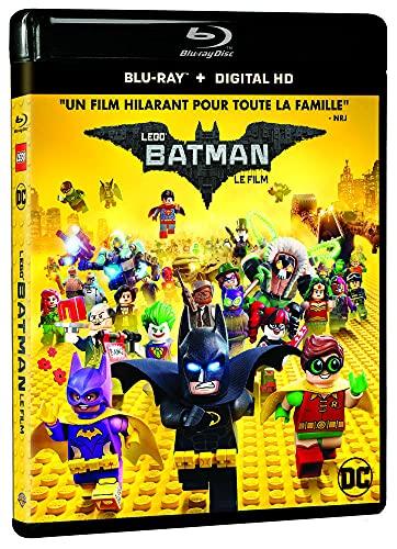 Lego Batman, Le Film [BLURAY + Copie digitale UltraViolet] [Blu-ray + Copie digitale]