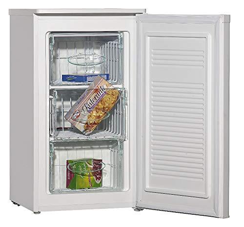 Amica GS15496W Gefrierschrank Tiefkühlschrank 60l A++ 85er Nische Weiß GS 15496 W