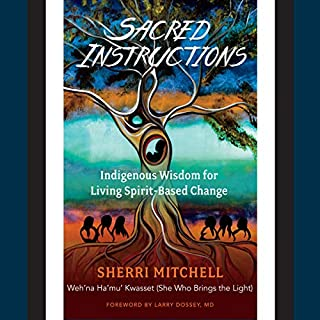 Page de couverture de Sacred Instructions