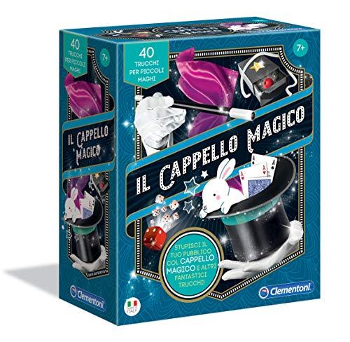 Clementoni-16184-Giochi da Tavolo-Il Cappello Magico, Gioco di magia, Multicolore, 16184
