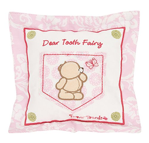 Forever Friends Tooth Fairy Cushion (Beautiful Pink)