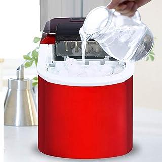 ZJZ Machine à glaçons Portable, Cube de Glace électrique Automatique de Bloc de Forme carrée Faisant Le café de Barre de M...