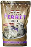 Best Food For Ferrets - Marshall Premium Ferret Diet Senior Formula, 4-Pound Bag Review