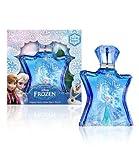 Disney Frozen Anna Elsa o niñas Perfume Eau De Toilette 50ml–azul