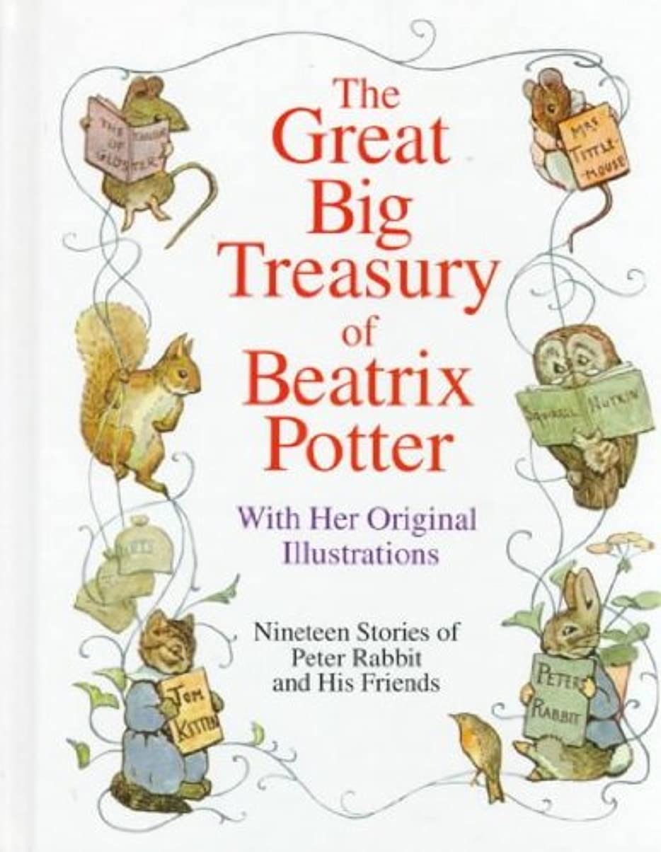 養う拮抗こしょうThe Great Big Treasury of Beatrix Potter (English Edition)