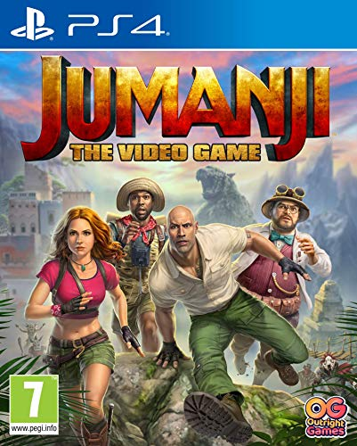Jumanji: The Video Game PS4 [