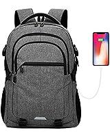 15.6 inch Laptop Backpack Men,...