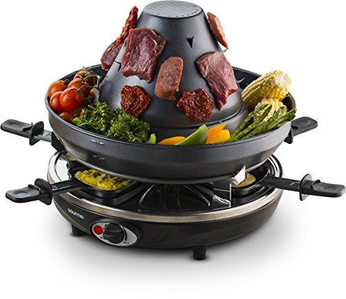 Gourmia GEG1400 Electric Raclette