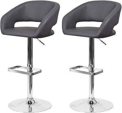 Amazon.com: NUBAO Bar Stool, Safety Stool, Counter Chair ...