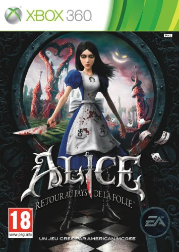 Electronic Arts Alice: Madness Returns, Xbox 360