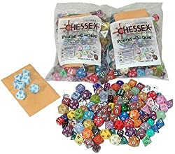 Pound of Assorted Dice