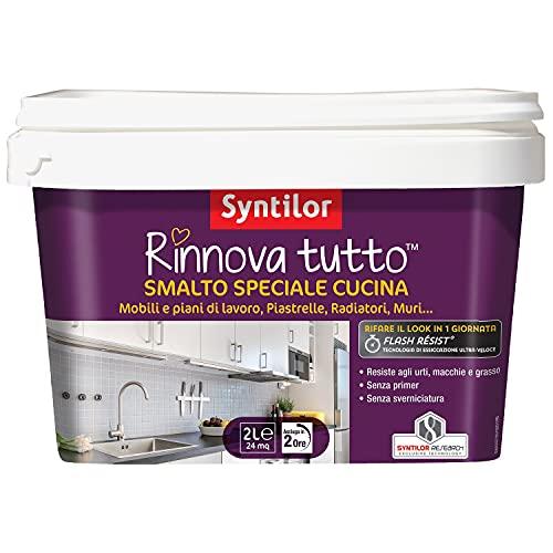SMALTO RINNOVA TUTTO - 2 L - SYNTILOR SPECIALE CUCINA -- Colore: ZENZERO