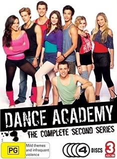 Dance Academy (Complete Series 2) - 4-DVD Box Set ( Dance Academy - Complete Series Two ) [ NON-USA FORMAT, PAL, Reg.0 Import - Australia ]