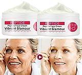 Feuchtigkeitsspendende Gesichtscreme,reine Kollagencreme für das Gesicht,aufhellende...